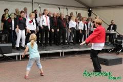 Gezellig zingen in Lochem